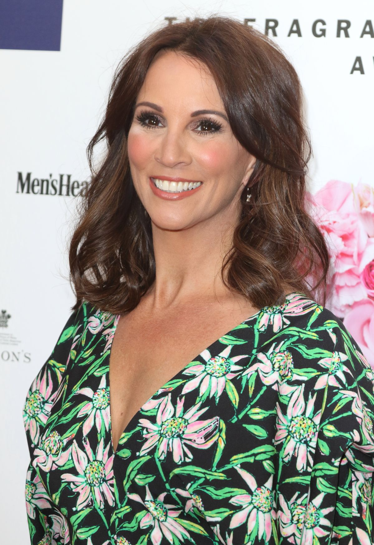 Andrea Mclean – 2018 Fragrance Foundation Awards In London