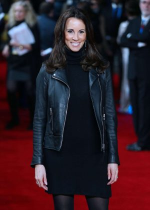 Andrea McLean - 'The Time Of Their Lives' Premiere in London