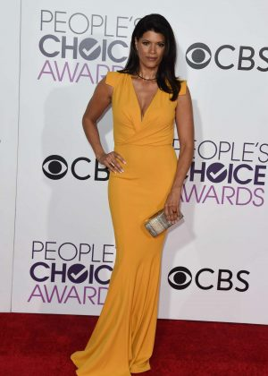 Andrea Navedo - 2017 People's Choice Awards in Los Angeles