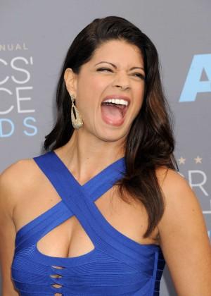 Andrea Navedo - 2016 Critics' Choice Awards in Santa Monica
