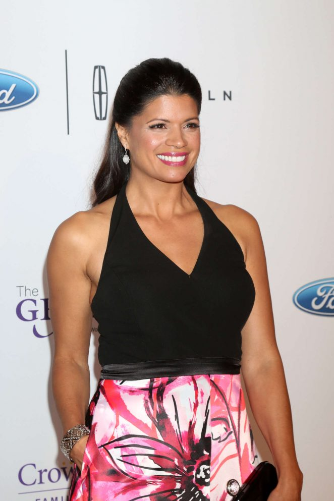 Andrea Navedo - 41st Annual Gracie Awards Gala in Beverly Hills