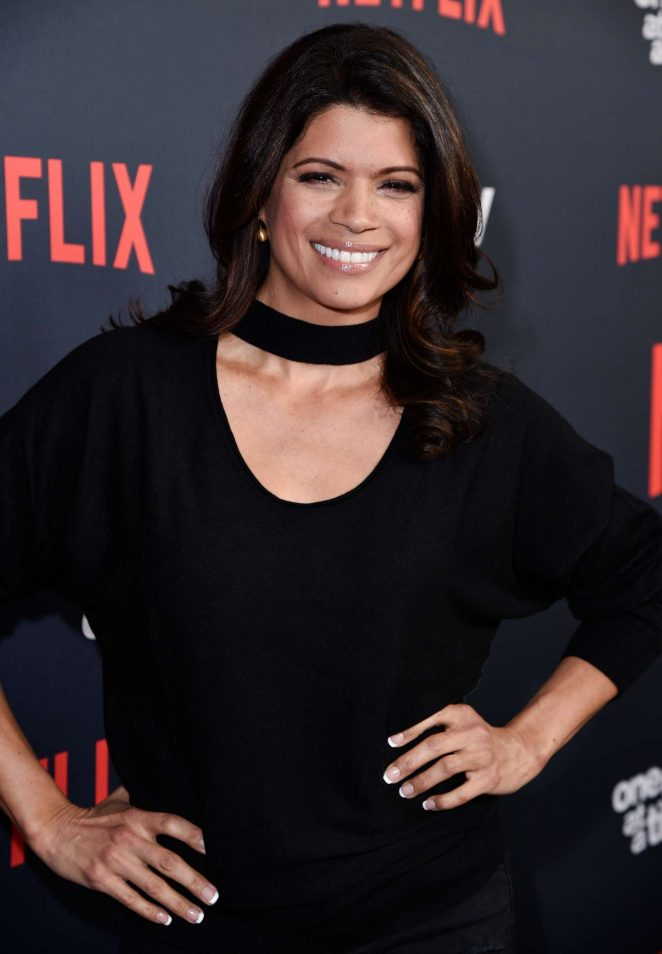 Andrea Navedo - 'One Day at a Time' TV Show Season 2 Premiere in LA