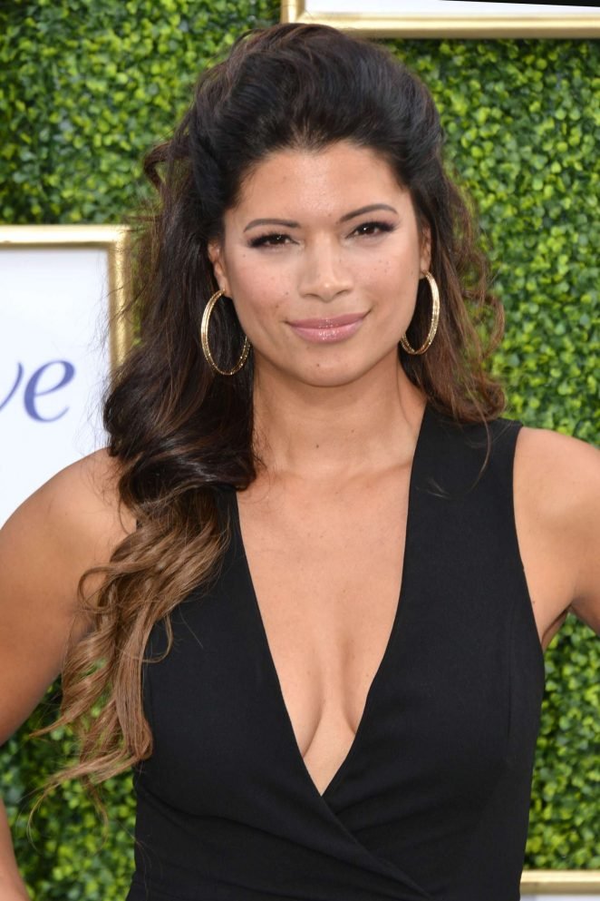 Andrea Navedo - The CW Networks Fall Launch Event in LA