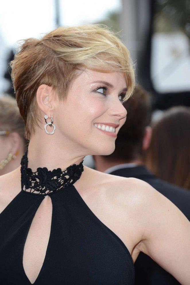 Andrea Osvart: Loveless Premiere at 70th Cannes Film