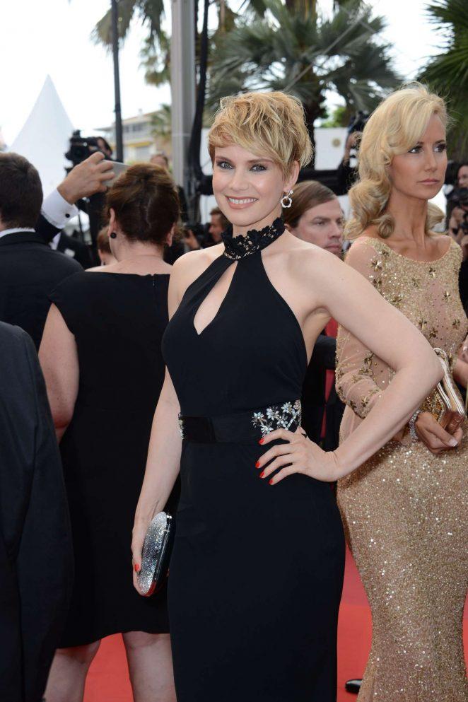 Andrea Osvart - 'Loveless' Premiere at 70th Cannes Film Festival