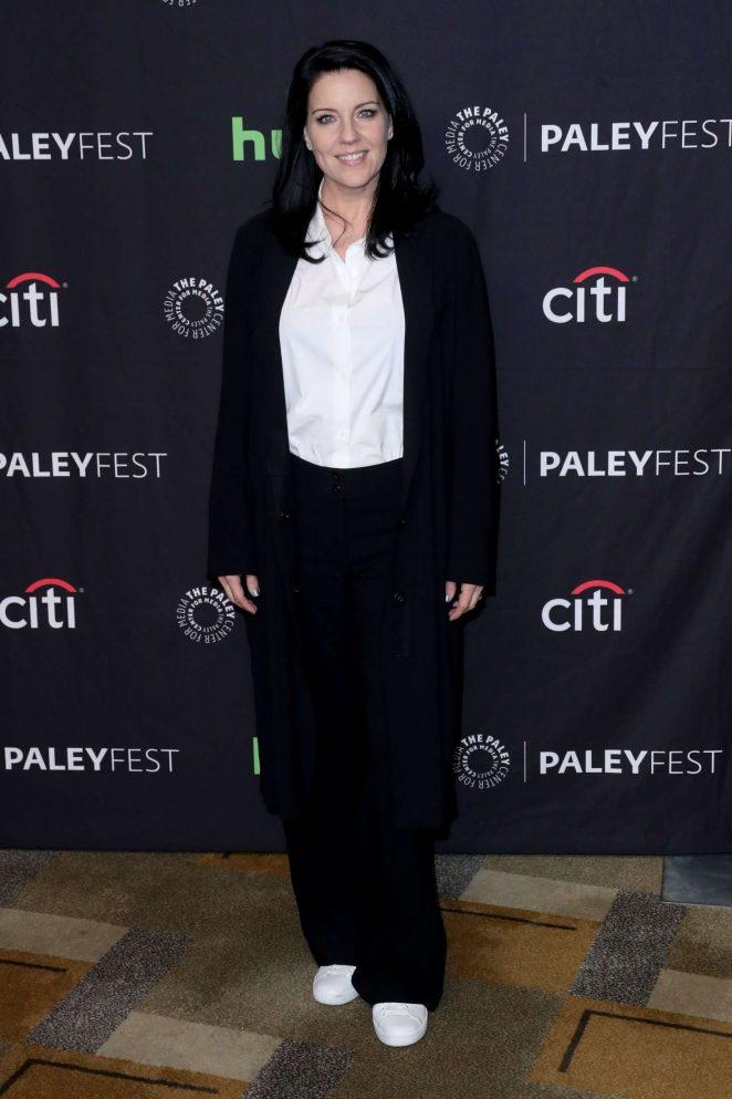 Andrea Parker - 'Pretty Little Liars' Presentation at 2017 Paleyfest in LA