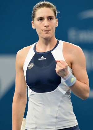 Andrea Petkovic - 2016 Brisbane International in Brisbane