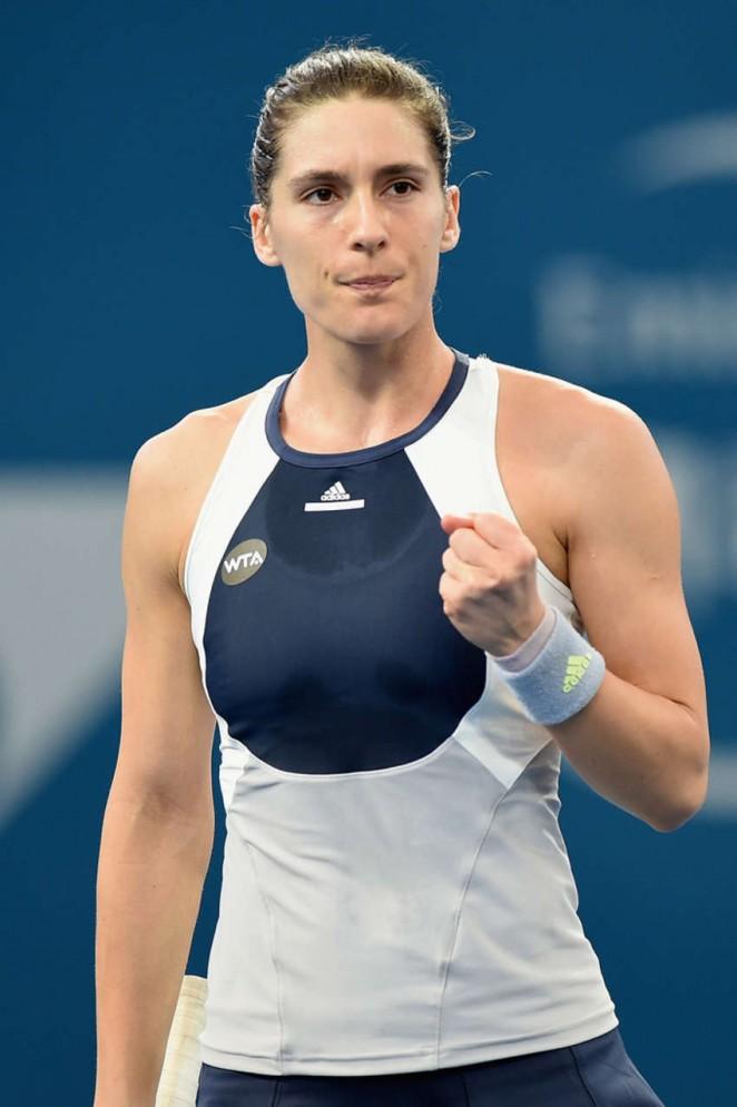 Andrea Petkovic - 2016 Brisbane International in Brisbane