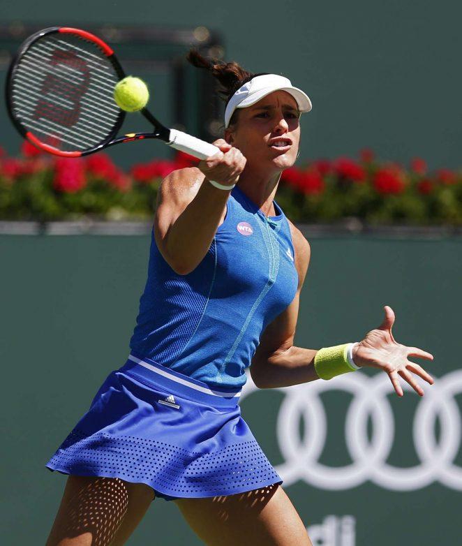 Andrea Petkovic - 2017 BNP Paribas Open Tennis Tournament in Indian Wells