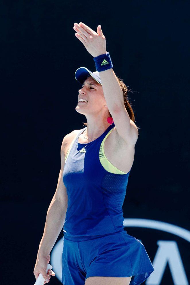Andrea Petkovic - 2018 Australian Open in Melbourne - Day 4
