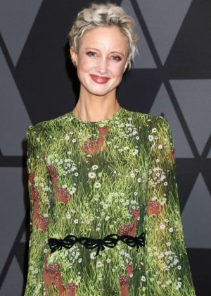 Andrea Riseborough - 9th Annual Governors Awards in Hollywood