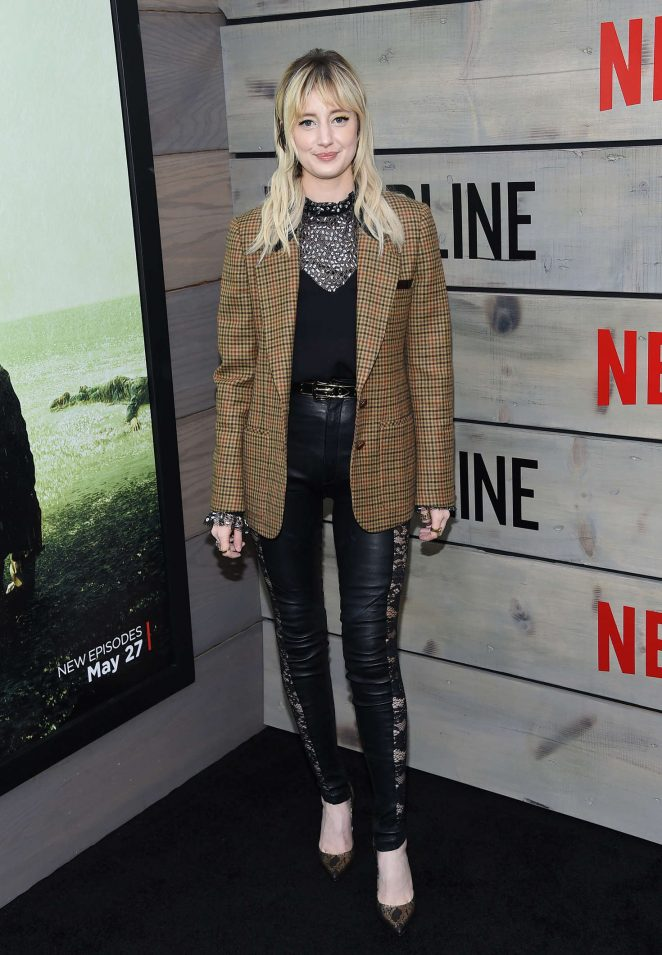 Andrea Riseborough - 'Bloodline' Netflix TV Series Premiere in Los Angeles