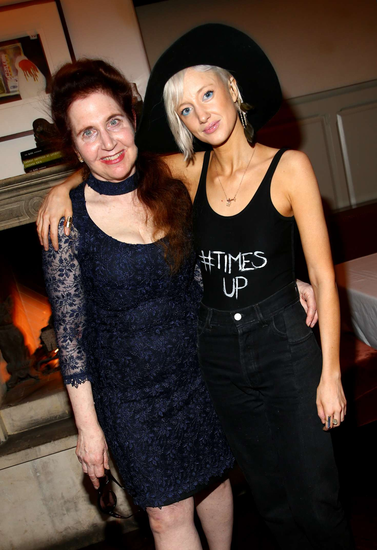 Andrea Riseborough - Lynn Hirschberg Celebrates W Magazine's It Girls With Dior in LA