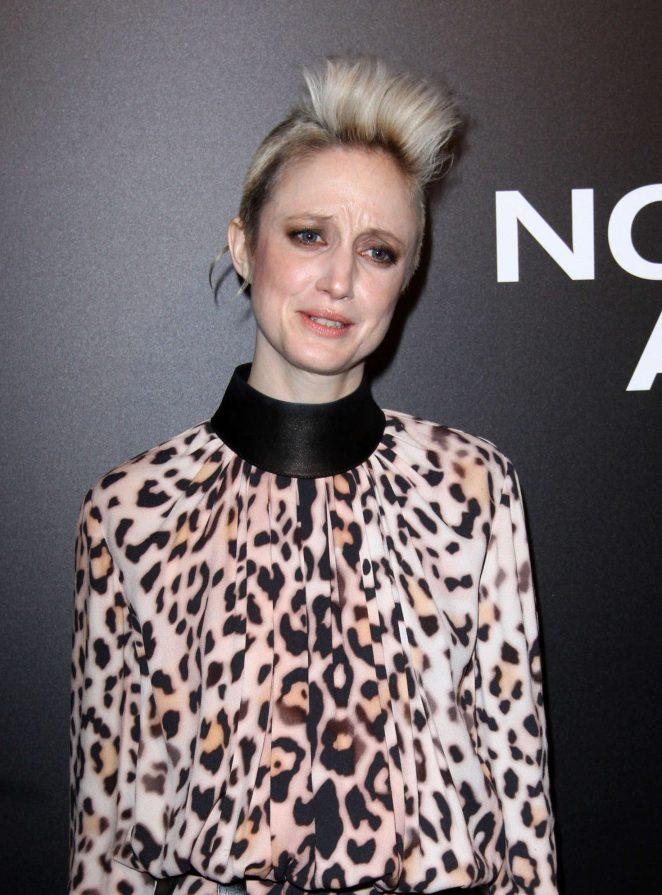 Andrea Riseborough - 'Nocturnal Animals' Premiere in Los Angeles