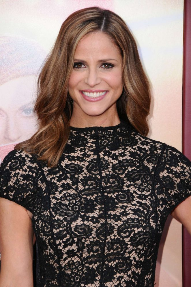 Andrea Savage - 'The House' Premiere in Hollywood