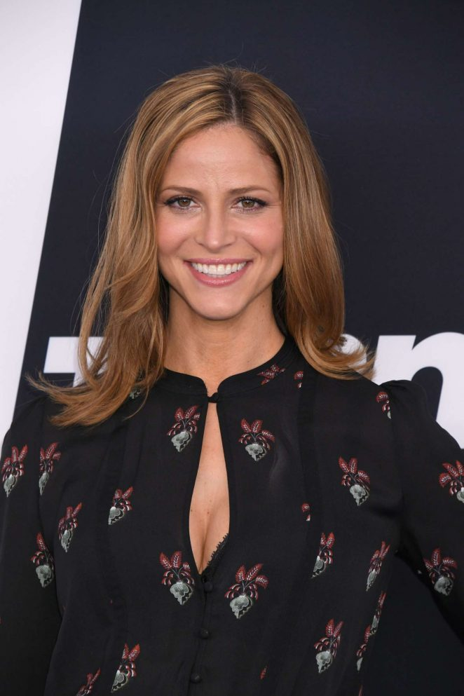 Andrea Savage - Turner Upfront Presentation in New York