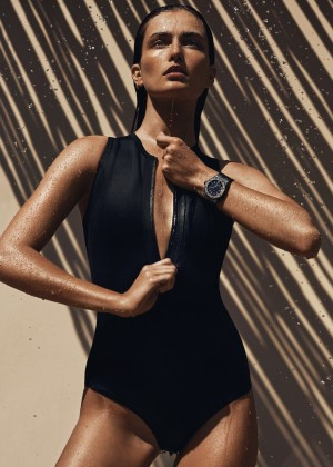 Andreea Diaconu - Vogue Australia Magazine (January 2016)