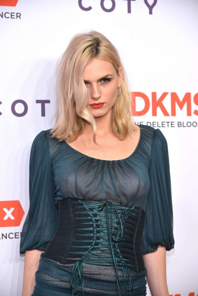 Andreja Pejic - 11th Annual DKMS 'Big Love' Gala in New York