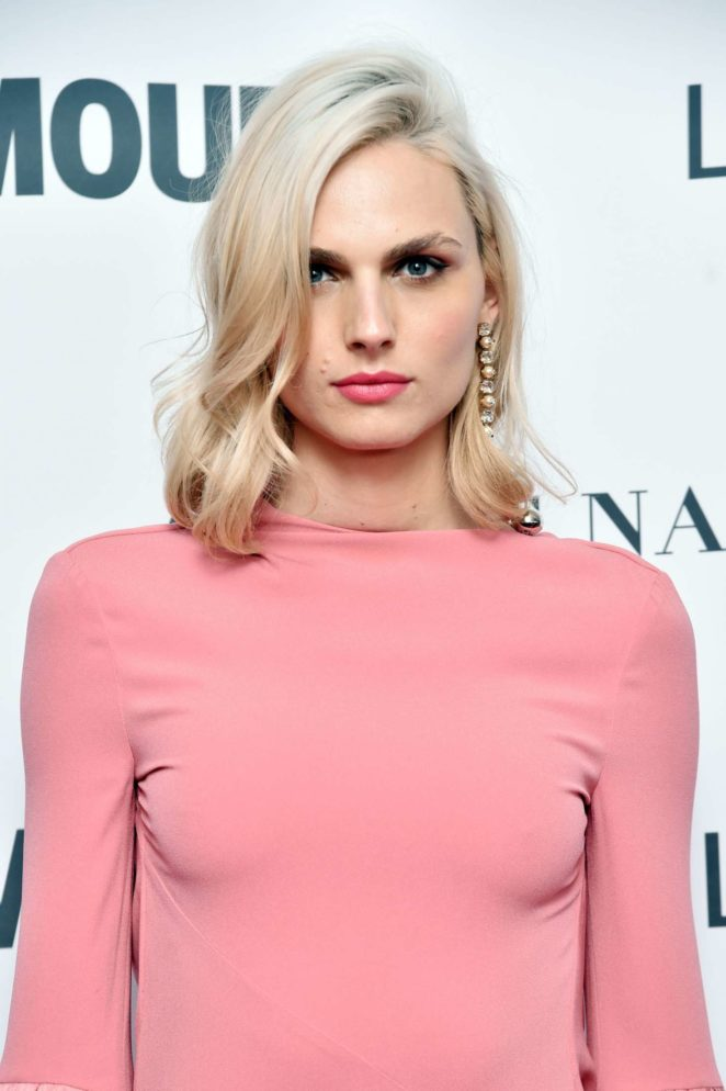 Andreja Pejic - 2017 Glamour Women of The Year Awards in NY