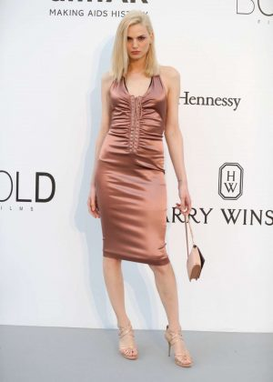 Andreja Pejic - amfAR's 24th Cinema Against AIDS Gala in Cannes