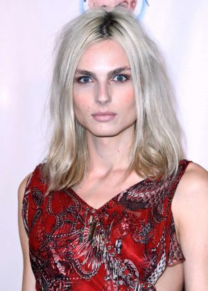 Andreja Pejic - Fashion Freak Show in Paris