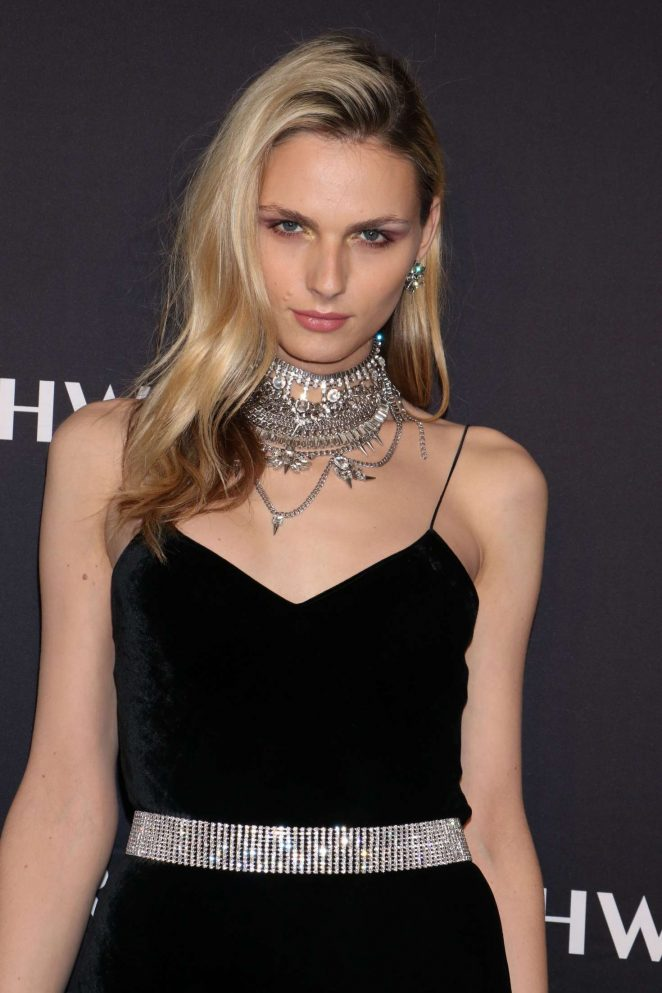 Andreja Pejic - Gabrielle's Angel Ball 2016 in New York