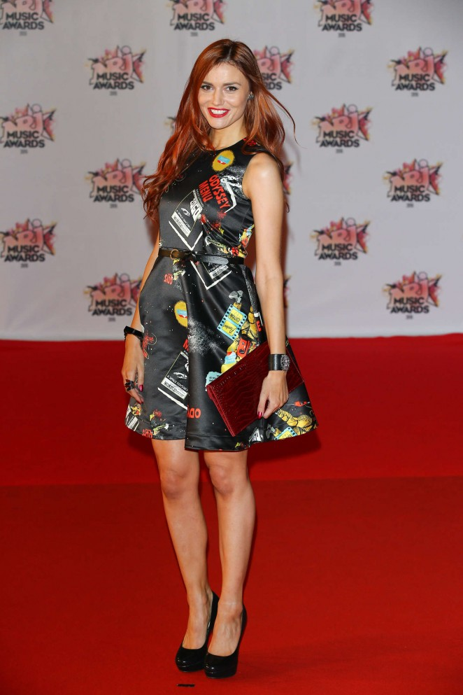 Andy Raconte - 17th NRJ Music Awards in Cannes