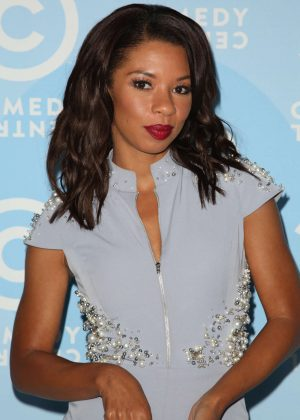 Angel Parker - Comedy Central Emmy Party in Los Angeles