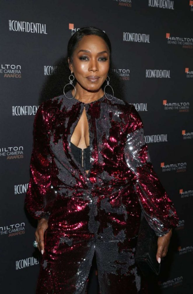 Angela Bassett - 10th Hamilton behind The Camera Awards in Los Angeles