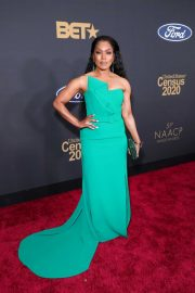 Angela Bassett - 2020 NAACP Image Awards in Pasadena