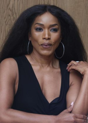 Angela Bassett - '9-1-1' Press Conference in Beverly Hills
