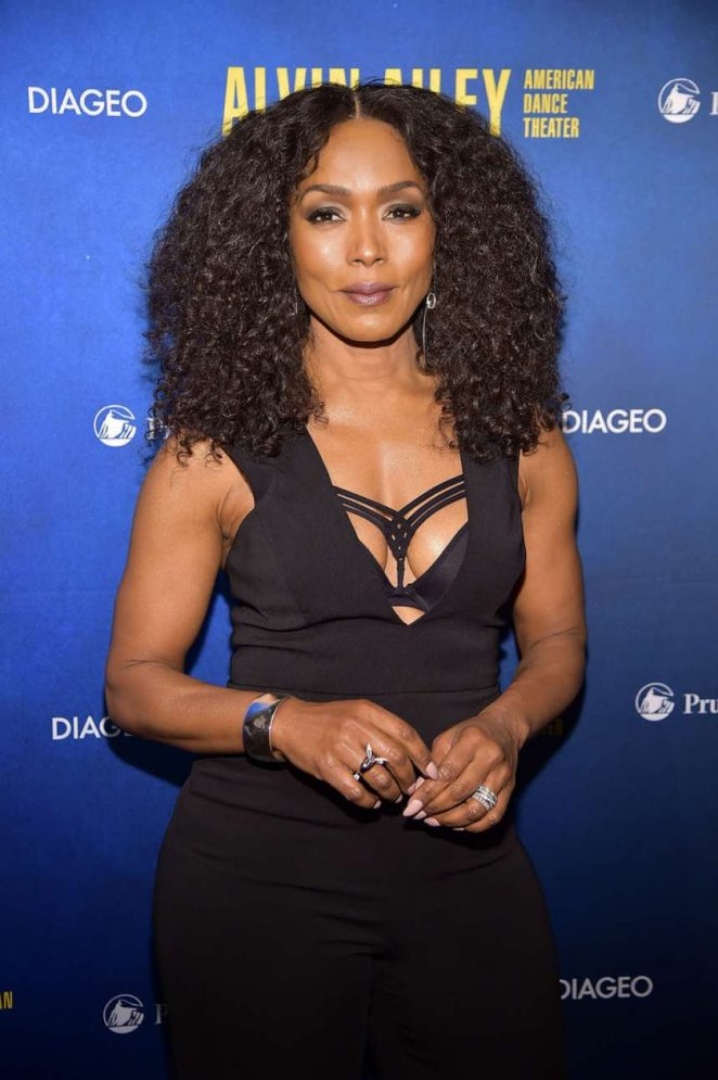 Angela Bassett - Alvin Ailey American Dance Theater's 60th Anniversary Gala in NYC