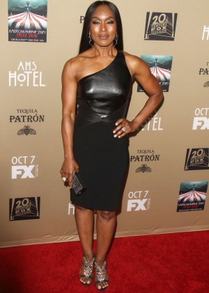 Angela Bassett - 'American Horror Story: Hotel' Screening in LA