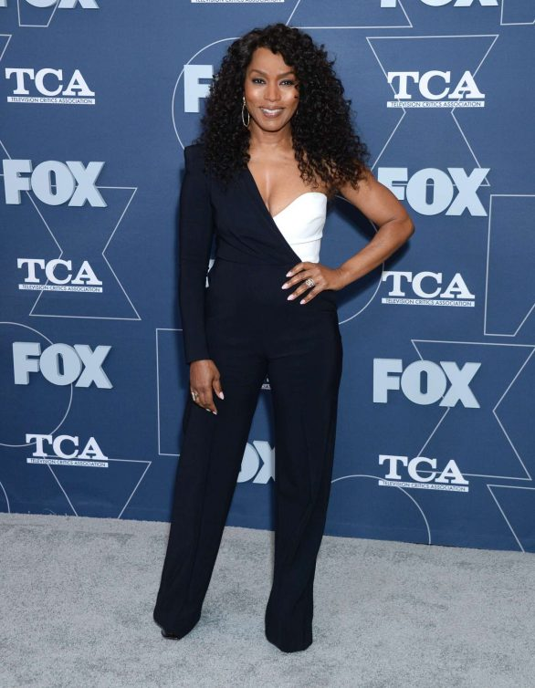 Angela Bassett - Fox TCA Winter Press Tour All-Star Party in Pasadena