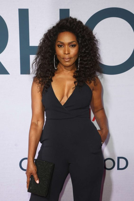 Angela Bassett - 'Otherhood' Screening in Los Angeles