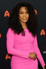 Angela Bassett - 'The Apollo' Screening at 18th Annual Tribeca Film Festival in NYC