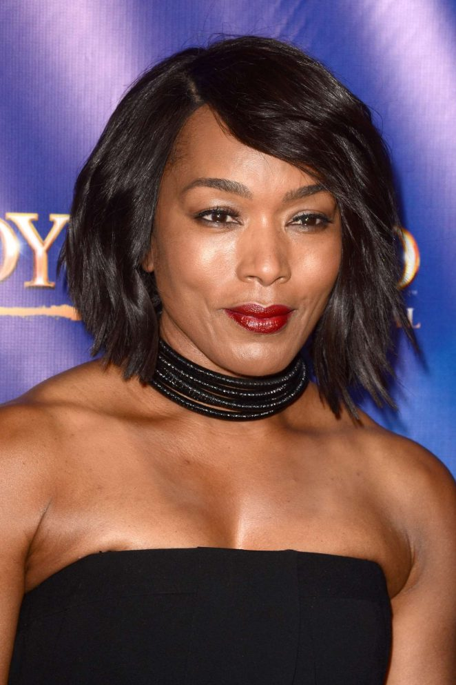 Angela Bassett - 'The Bodyguard' Opening Night in Los Angeles