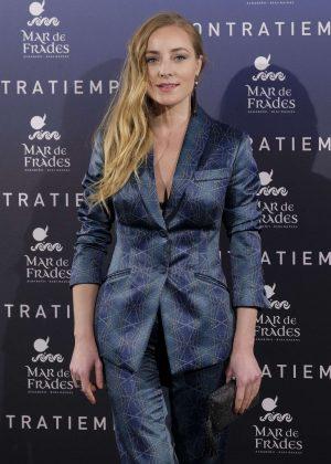 Angela Cremonte - 'Contratiempo' Premiere in Madrid