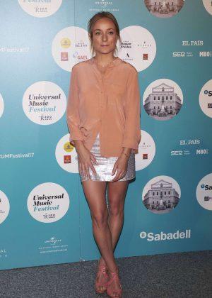 Angela Cremonte - Universal Music Festival 2017 in Madrid