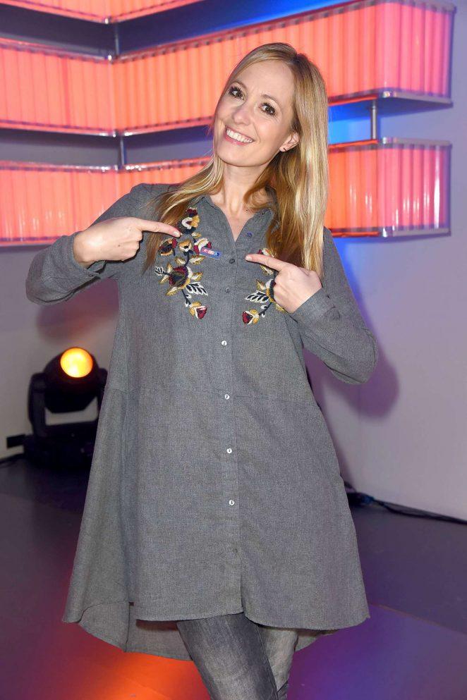 Angela Finger Erben - RTL Spendenmarathon 2016 in Hurth