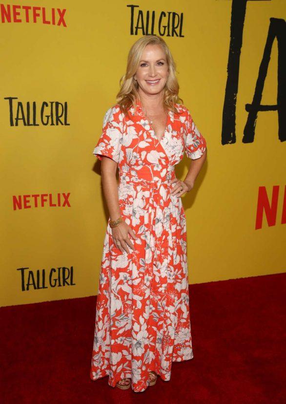 Angela Kinsey - 'Tall Girl' Screening in Los Angeles