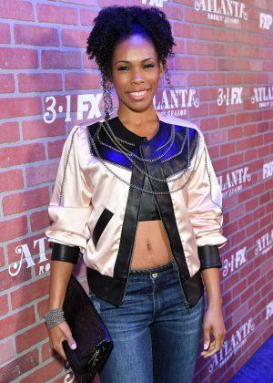 Angela Lewis - 'Atlanta' TV Show Premiere in Los Angeles