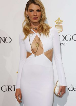 Angela Lindvall - De Grisogono Party at 2016 Cannes Film Festival