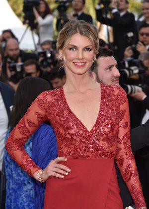 Angela Lindvall - 'Loving' Premiere at 2016 Cannes Film Festival