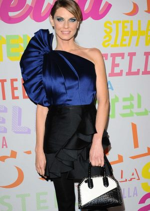 Angela Lindvall - Stella McCartney's Autumn 2018 Collection Launch in LA