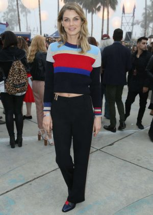 Angela Lindvall - Tommy Hilfiger Spring 2017 Women's Collection in Los Angeles