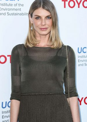 Angela Lindvall - UCLA Institute of the Environment and Sustainability Gala in Los Angeles