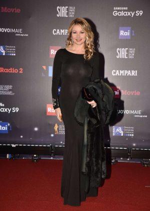 Angela Melillo - David Di Donatello Award Ceremony 2018 in Rome