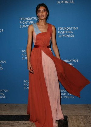 Angela Ruiz - Foundation Fighting Blindness World Gala 2016 in New York