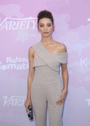Angela Sarafyan - 2017 Variety Awards Nominees Brunch in Los Angeles